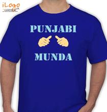 Punjab punjabi-munda T-Shirt