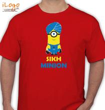 Punjab sikh-minion T-Shirt