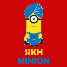 sikh-minion T-Shirt