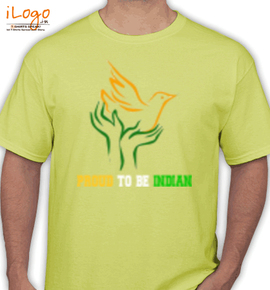 proud-to-be-indian - T-Shirt