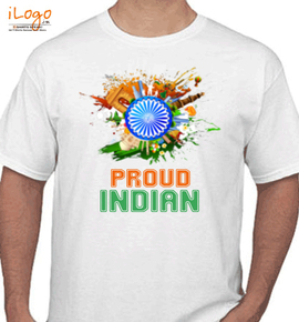 I%m-proud-indian - T-Shirt