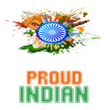 Independence Day I%m-proud-indian T-Shirt