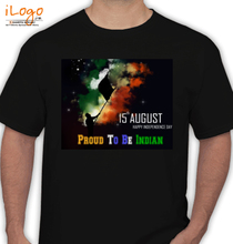 Independence Day -august. T-Shirt