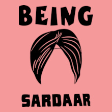 Punjab being-sardar-pagdi T-Shirt