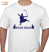 Punjab bale-bale T-Shirt