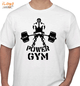 power gym - T-Shirt
