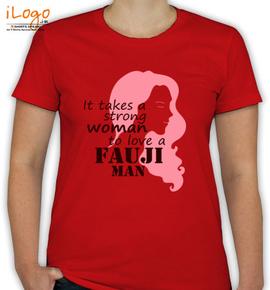 fauji-man - T-Shirt [F]