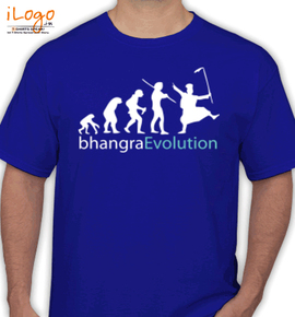 bhangraEvolution. - T-Shirt