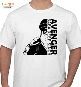 deep singh - T-Shirt