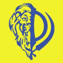 Punjabi HALF-FACE-LION. T-Shirt