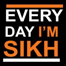 Punjabi every-day-m-sikh T-Shirt