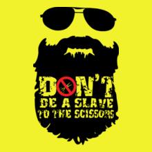 Punjabi dont-b-a-slave-to-scissor T-Shirt