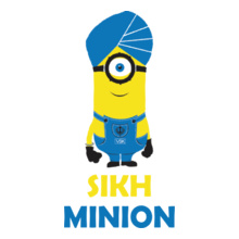 Punjabi sikh-minion. T-Shirt