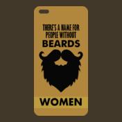 beared/-woman
