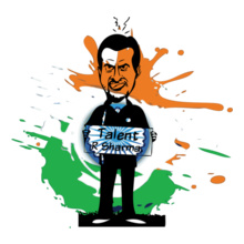 Talent-sharma T-Shirt