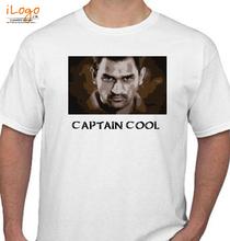 MS Dhoni Captain-cool T-Shirt