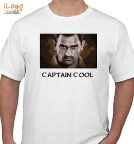 Captain-cool - T-Shirt
