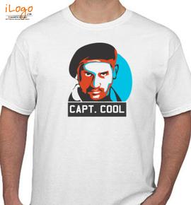 capt.-cool - T-Shirt