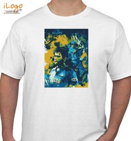 DHONI-Artistic - T-Shirt