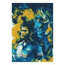 MS Dhoni DHONI-Artistic T-Shirt