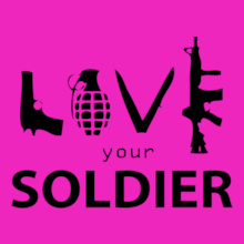 love-your-soldier T-Shirt