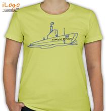 Naval Brat navy-brat. T-Shirt
