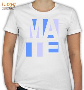 MATE - T-Shirt [F]