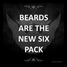 beard-new-style T-Shirt