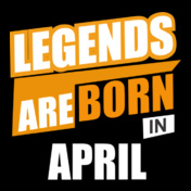 LEGENDS-BORN-IN-April