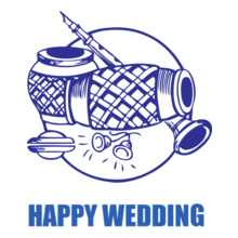 Wedding HAPPY-WEDDING T-Shirt