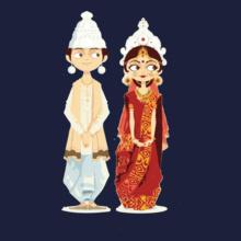 Wedding bengali-vivah T-Shirt