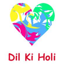 Holi Dil-ki-Holi T-Shirt