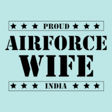 indian-air-force-wife. T-Shirt
