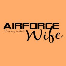 air-force-wife.. T-Shirt