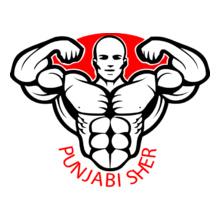 Gyms punjabi-sher T-Shirt
