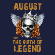 LEGENDS-BORN-IN-AUGUST-.-.