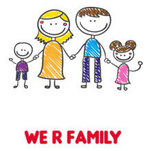 we-are-family T-Shirt
