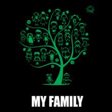 Family Reunion MY-FAMILY T-Shirt