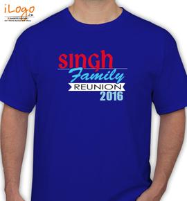 SINGH IS KING - T-Shirt