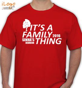 FAMILY THING - T-Shirt