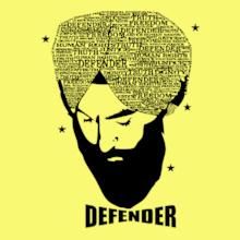 Punjabi defender T-Shirt