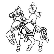 groom-horse T-Shirt