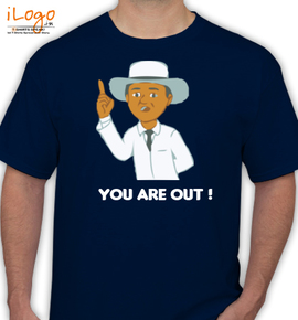 You are out - T-Shirt