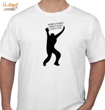 T20 World Cup How%s-that T-Shirt