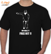 T20 World Cup free-hit T-Shirt