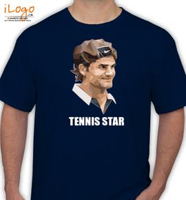 Tennis-star - T-Shirt