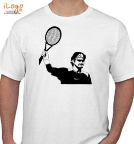federer - T-Shirt