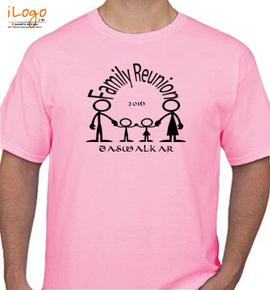 TASWALKAR FAMILY - T-Shirt