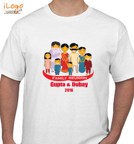 gupta % dubay - T-Shirt