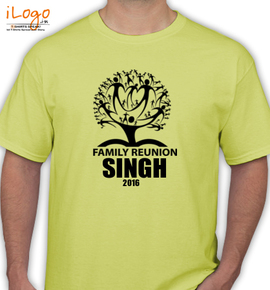 SINGH FAMILY TREE - T-Shirt